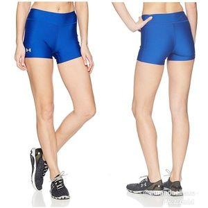 """Under Armour On The Court 4"""" Compression Shorts"""